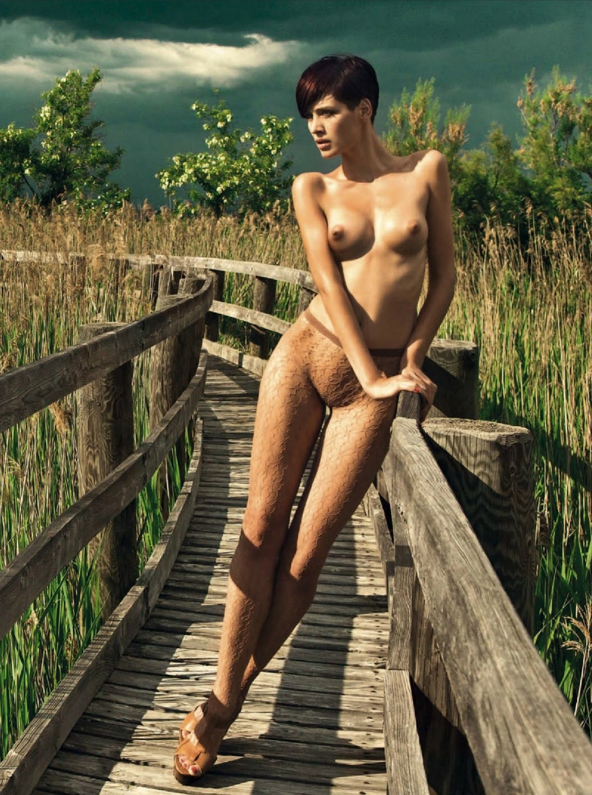 Zlata Okugic | Playboy Czech Republic [August 2013] | boob ...